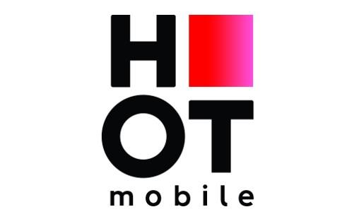 הוט מובייל לוגו hot mobile