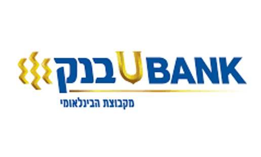 יובנק ubank לוגו