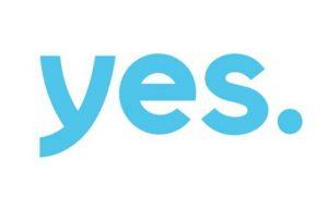 יס yes לוגו