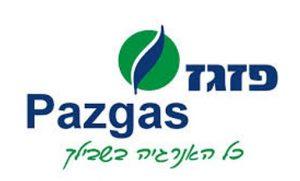 פזגז לוגו