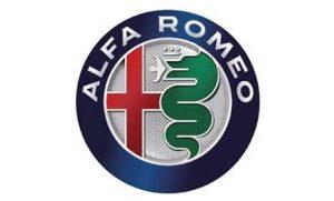 אלפא רומיאו לוגו ALFA ROMEO