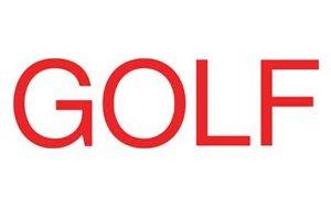 גולף GOLF לוגו