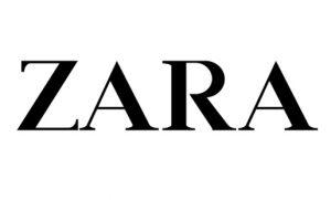 זארה ZARA לוגו