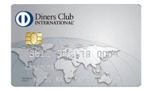 כרטיס אשראי דיינרס