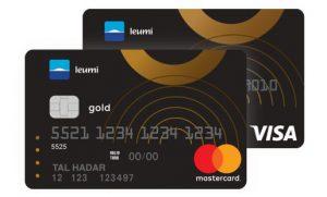 כרטיס אשראי לאומי