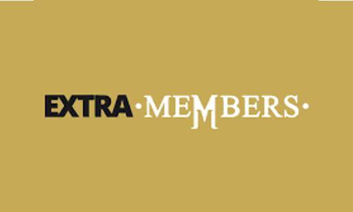 מועדון אקסטרה ממברס Extra members לוגו
