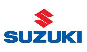סוזוקי לוגו SUZUKI