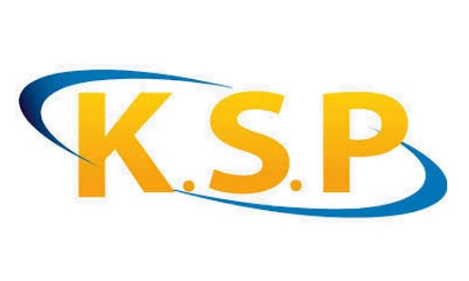 KSP קי אס פי לוגו
