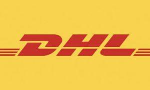 די אייץ אל לוגו DHL