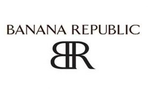 BANANA REPUBLIC בננה רפבליק לוגו