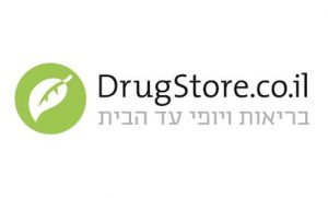 DrugStore דראגסטור לוגו