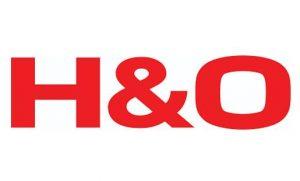 HO אייץ אנד או לוגו