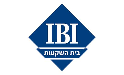 IBI אי בי אי לוגו