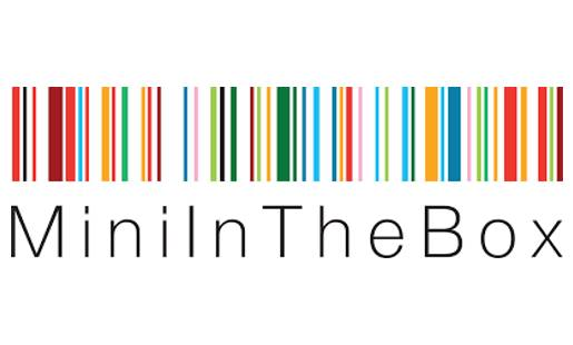 MiniInTheBox מיני אין דה בוקס לוגו