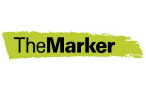THEMARKER דה מרקר לוגו