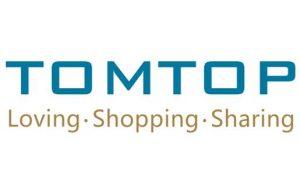 TOMTOP טומטופ לוגו