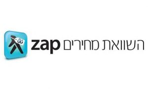 ZAP זאפ לוגו