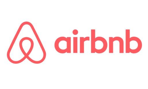 airbnb logo לוגו