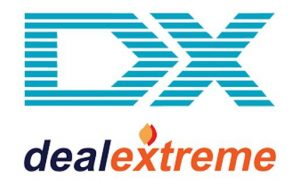 dx deal extreme דיל אקסטרים לוגו