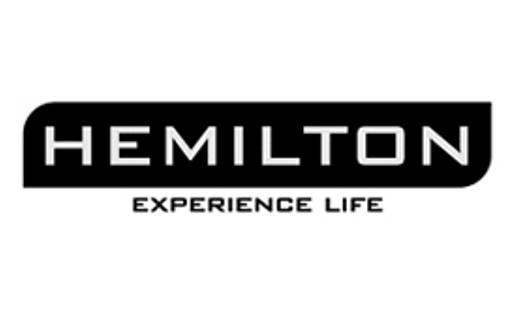 hemilton המילטון לוגו