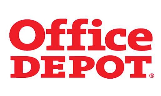 office depo אופיס דיפו לוגו