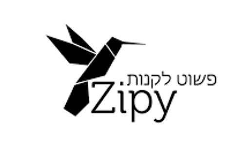 zipy זיפי לוגו