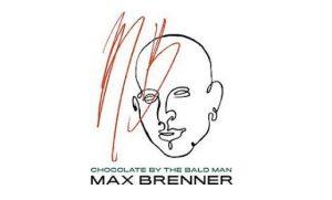מקס ברנר MAX BRENNER לוגו