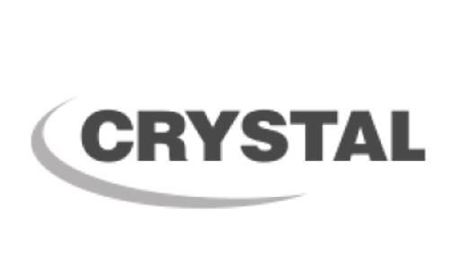 CRYSTAL קריסטל לוגו