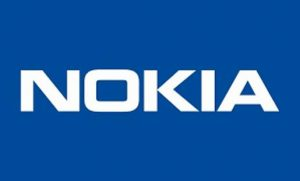 NOKIA נוקיה לוגו