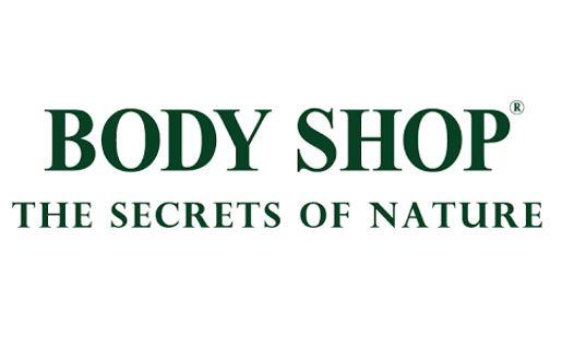 body shop בודי שופ לוגו