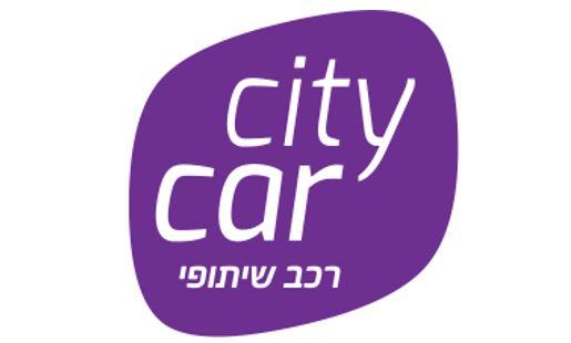 city car סיטי קר לוגו