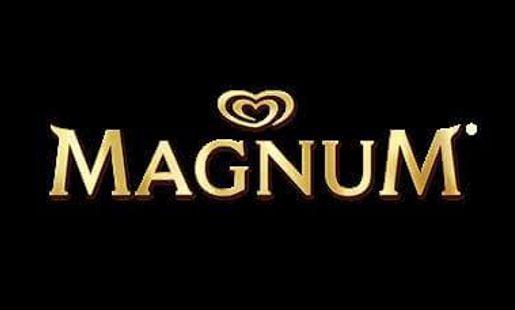 magnum מגנום לוגו