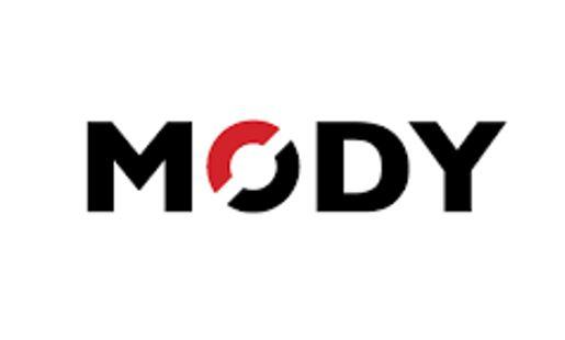 mody מודי לוגו