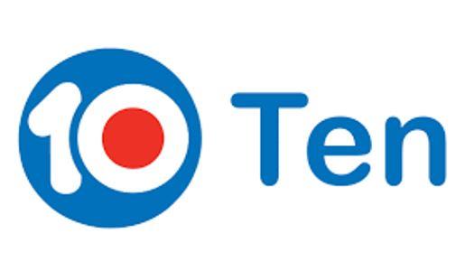 ten טן דלק לוגו