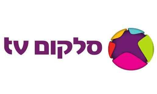 סלקום טיוי tv לוגו