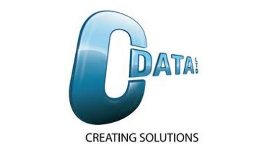 c data סי דאטה לוגו