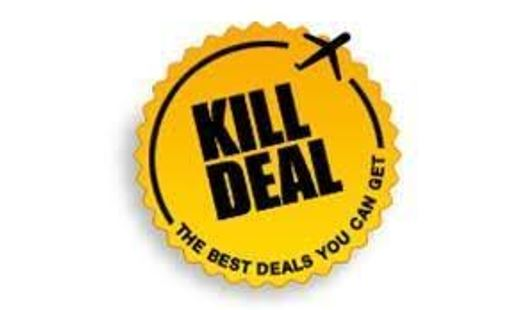 kill deal קיל דיל לוגו