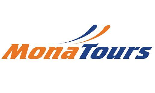mona tours מונה טורס לוגו