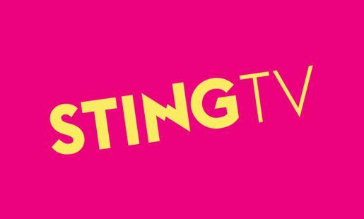 sting tv סטינג טי וי לוגו